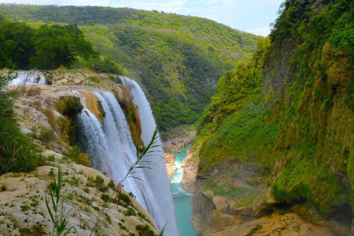 Beautiful Niagara Falls Wallpaper A Watery Wonderland Awaits In Mexico S Huasteca Potosina