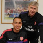 Walcott Signs New 3 Year Deal