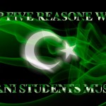 Top 5 reasone why pakistani student must Blog