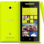 HTC 8X Windows 8