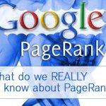 Tips to Increase Google Page Rank