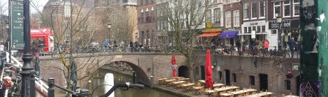 A Short Visit in Utrecht