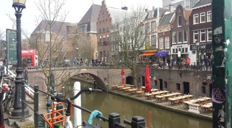 A Short Visit in Utrecht