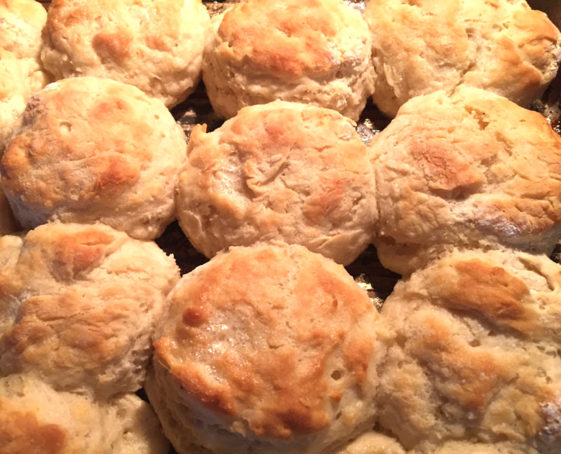 """Buttermilk """"Miracle """" Biscuits"""