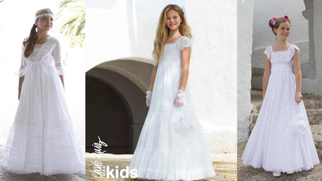vestidos de primera comunion franceses