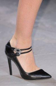 "Tendencias Zapatos Mujer ""Otono Invierno 2014_2015″ TheGoldenStyle Anthony-Vaccarello"
