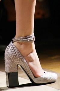 """Tendencias Zapatos Mujer """"Otono Invierno 2014_2015″ TheGoldenStyle Lanvin"""