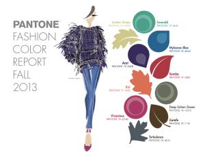 Tendencias de color Otono Invierno 2013 2014 TheGoldenStyle The Golden Style