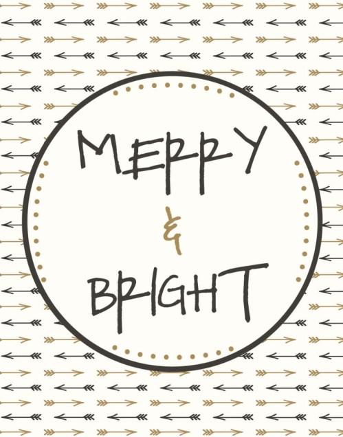 Medium Of Merry And Bright