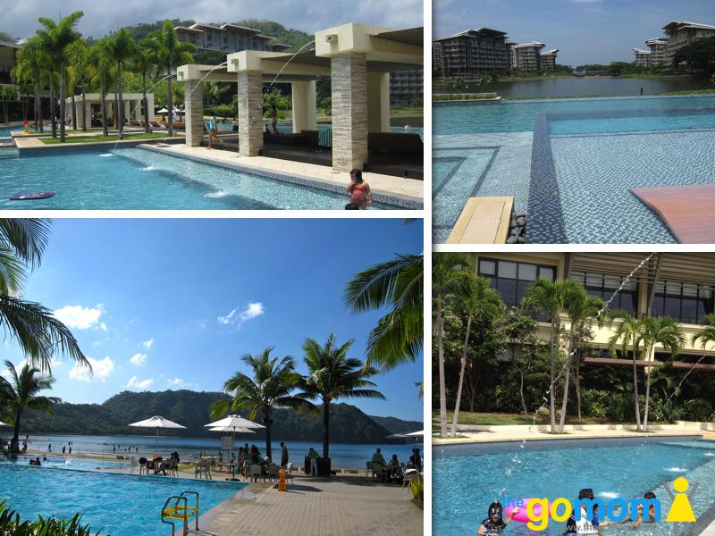 Swimming Pool at Pico de Loro Batangas