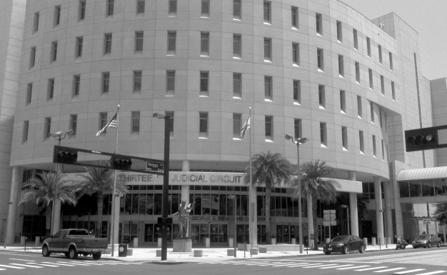 Thirteenth Judicial Circuit George Edgecomb Courthouse