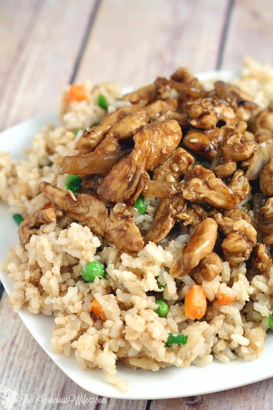 Easy Chicken Teriyaki Recipe is a quick and easy dinner idea that the ...