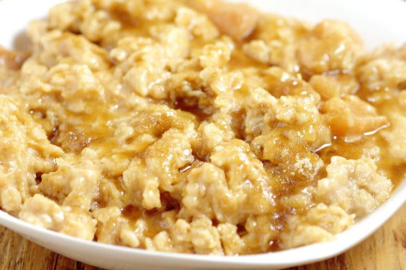 CrockPot Recipe For Make-Ahead Apple Pie Oatmeal Recipes — Dishmaps