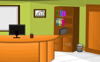 Escape Game-Messy Office Room