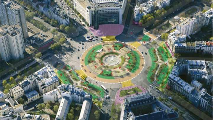 Paris reformará pontos turísticos para ficar mais amigável a pedestres e ciclistas