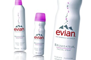 What's In My Bag? evian Brumisateur