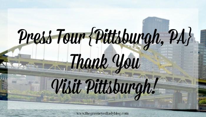 Press Tour {Pittsburgh, PA}!!