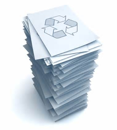 Recycling Office Papers The Green Guide