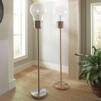 Edison Light Bulb Floor Lamp - The Green Head