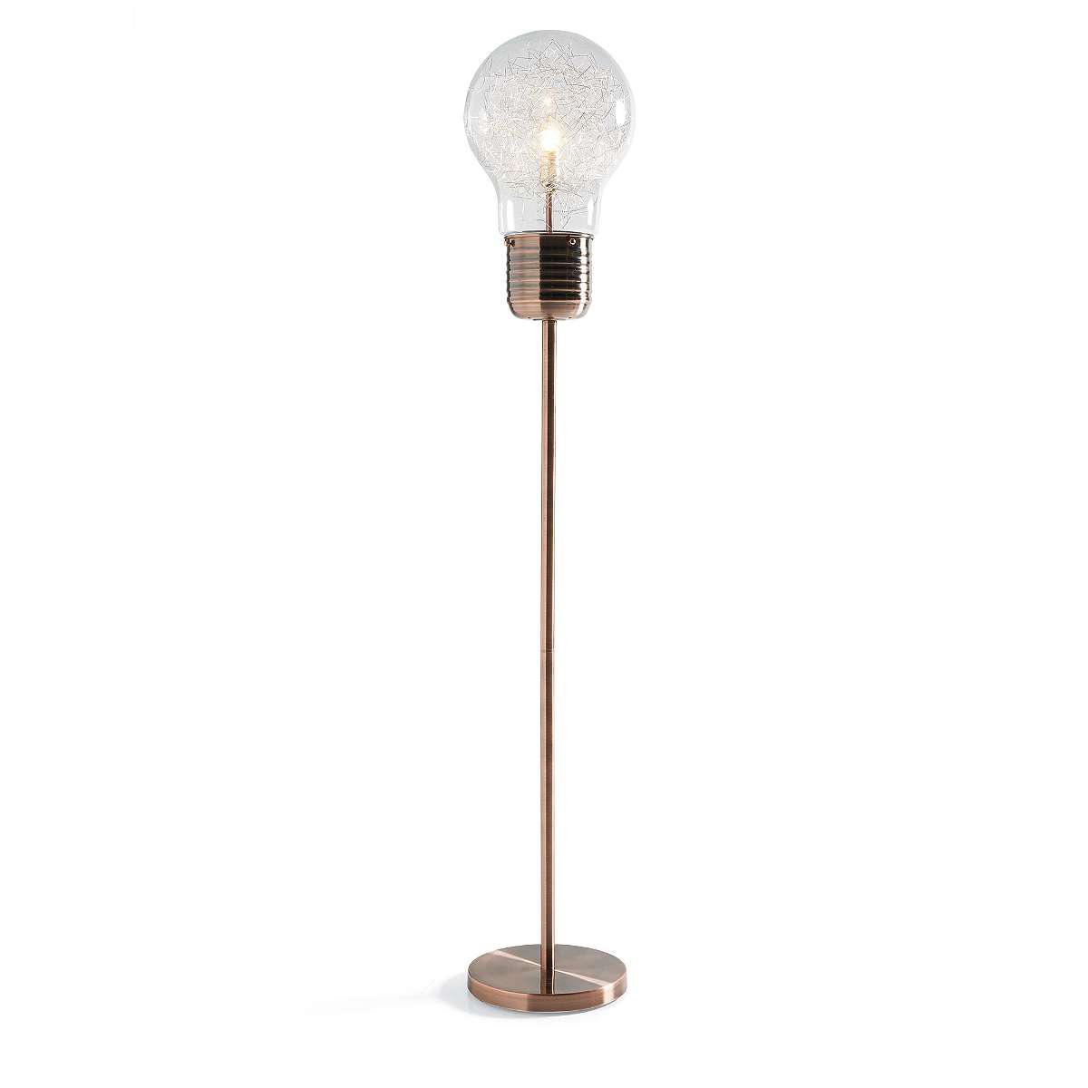 Edison Light Bulb Table Lamp