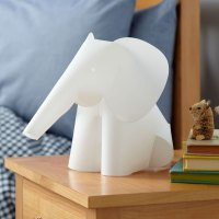 Elephant Lamp Nightlight - The Green Head