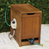 Self-Winding Garden Hose Reel - Powered By Water! | The ...