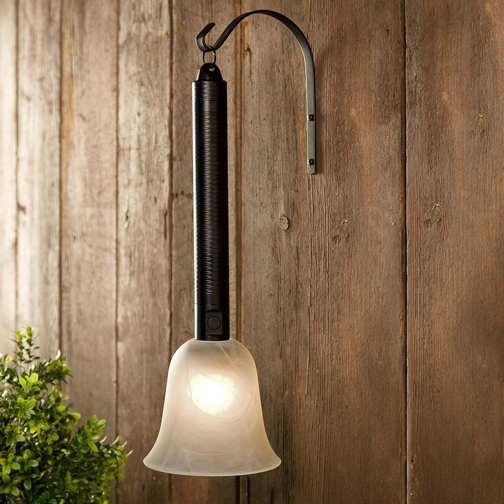 Portable Outdoor Lantern / Torch Patio Light