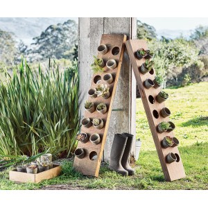 Frantic Vertical Upright Garden Planters Vertical Garden Herb Planter Green Head Related Tag Search