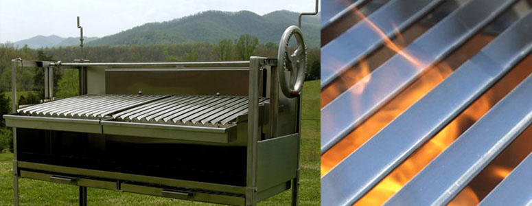 Grillworks - Ultimate Natural Hardwood Grill - The Green Head