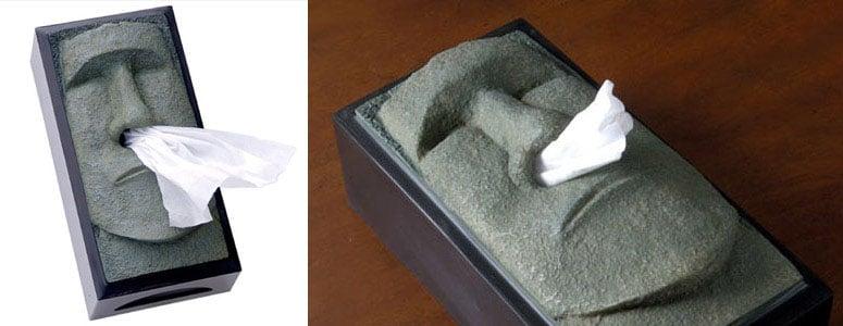 Unique Tissue Box Holder Home Decorating Ideas