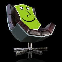 The Villain Chair - The Ultimate In Evil Luxury Seating ...