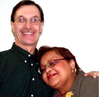 """Judith Toppin wrote an account of her Paul Carris's sacrifices rescuing from the WTC. Her email, """"Angels Walk Among Us,""""went viral. Two years ago, Carris was ordained a deacon."""