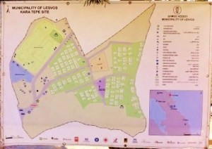 camp tepe map