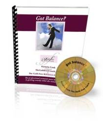 Victoria Cook's Got Balance Audio Program