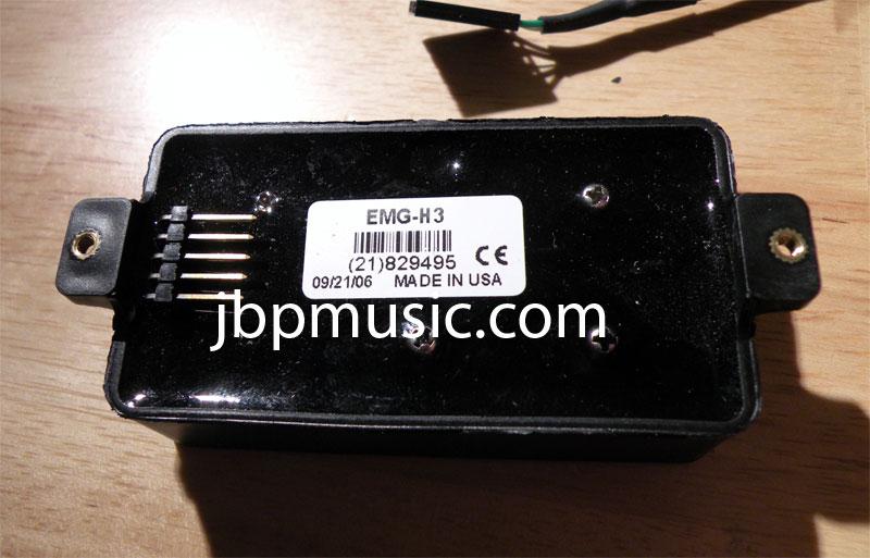 Mod-Guitar Dot Com - Guitar Mods and Hints From Jim Pearson EMG HZ
