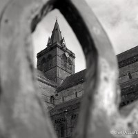 A Different View of St Magnus Cathedral