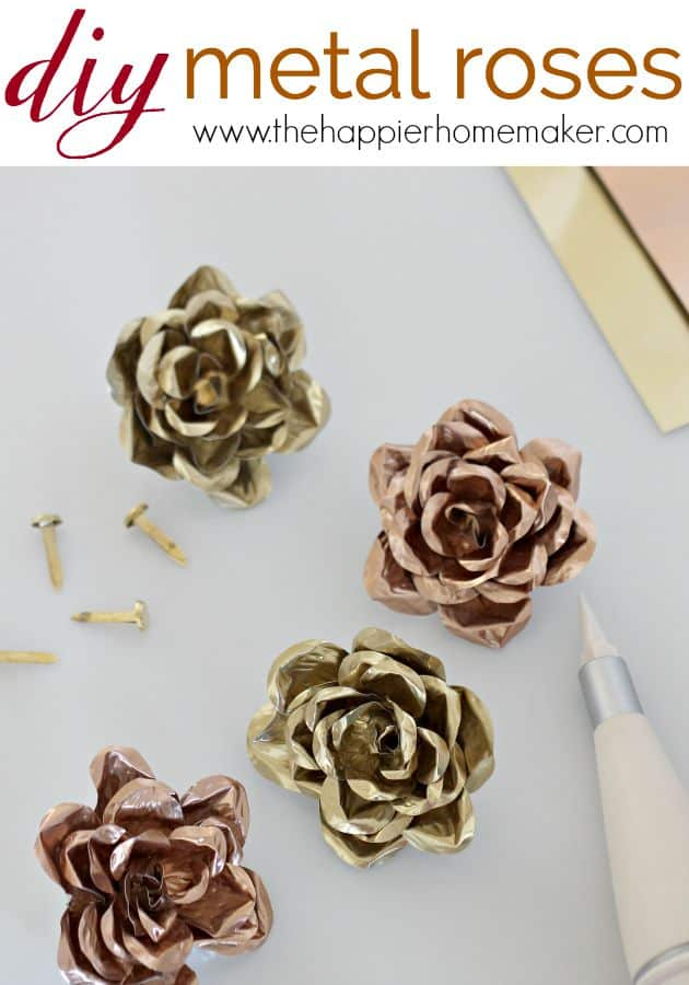 Diy metal roses for What can i make to sell online