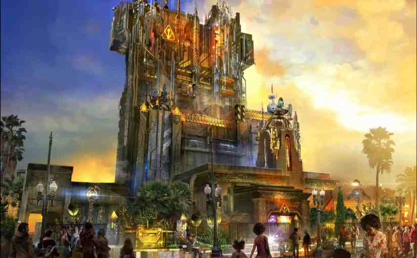 Marvel at the Disneyland Resort