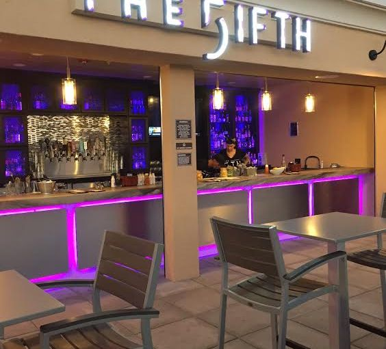 The FIFTH Rooftop Bar & Lounge in Anaheim