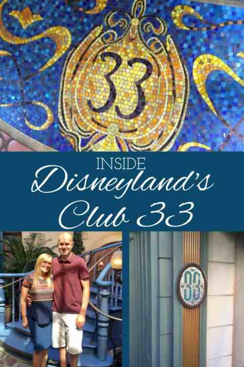Look inside Disneyland's Club 33. An exclusive club at The Happiest Place on Earth.