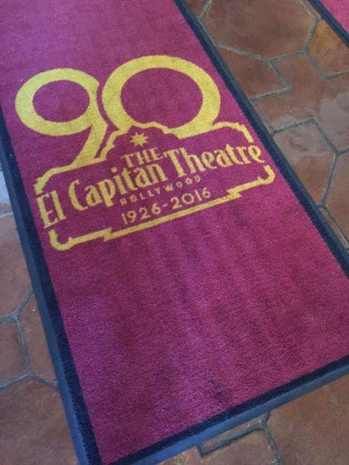 Disney's El Capitan Theatre in Hollywood.