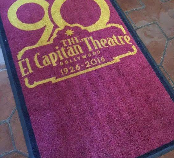 Disney's El Capitan Theatre Hollywood