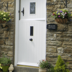 Is Your Front Door Powerful like The Royals or Welcoming Like Kate Thompson's?