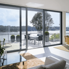 Open Up Your Living Room With Bi-Fold Doors
