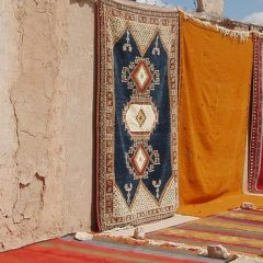 Cosy Up This Winter With A Real Berber Rug