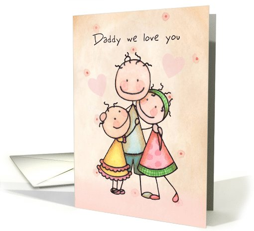 Fathers Day Cards From Daughter - Happy Fathers Day^ 2018 Images