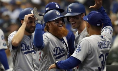 Brewers vs Dodgers Game 3 Live Stream: Watch NLCS Online FS1 for Free - TheHDRoom