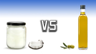 Olive Vs Coconut Oil