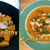 2 Healthy Pumpkin Recipes