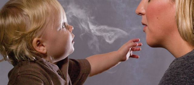 Protect Your Children from Secondhand Smoke